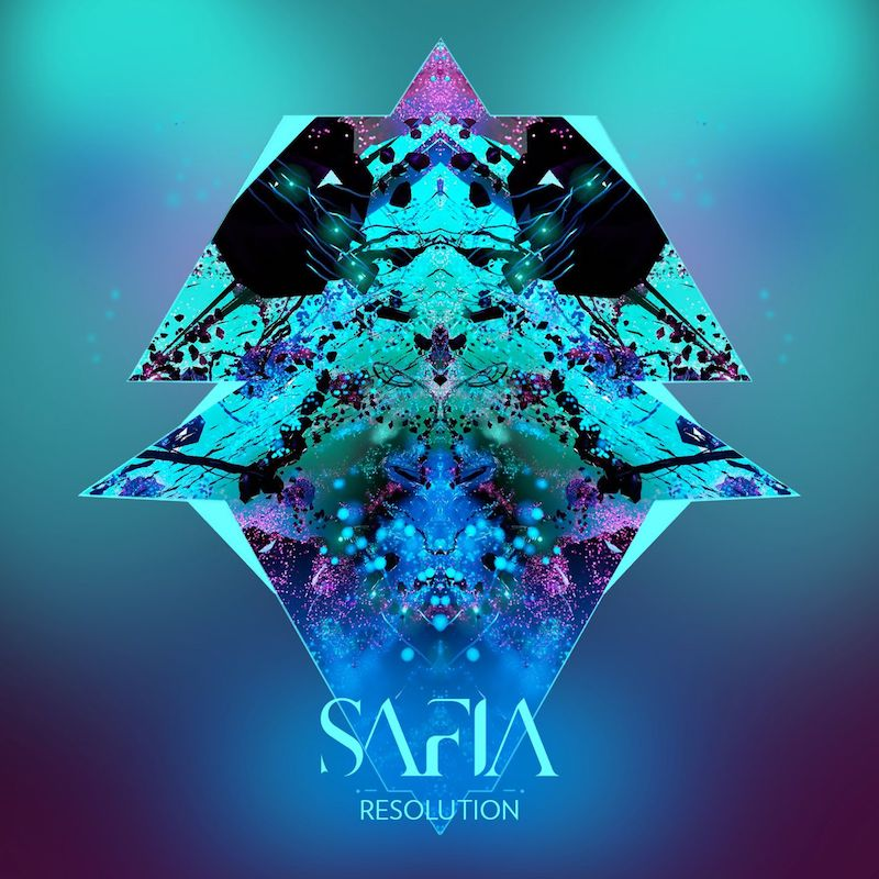 "SAFIA - ""Resolution"" cover art"