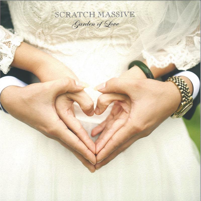 "Scratch Massive – ""Garden of Love"" album cover art"
