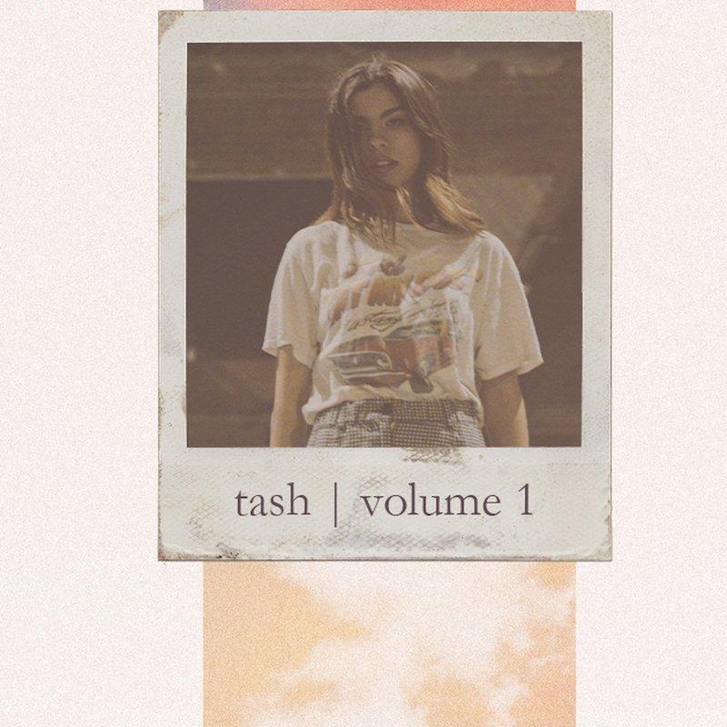 """Tash – """"VOLUME 1"""" EP cover art"""