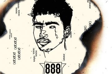 yksopretty + 888 EP cover art