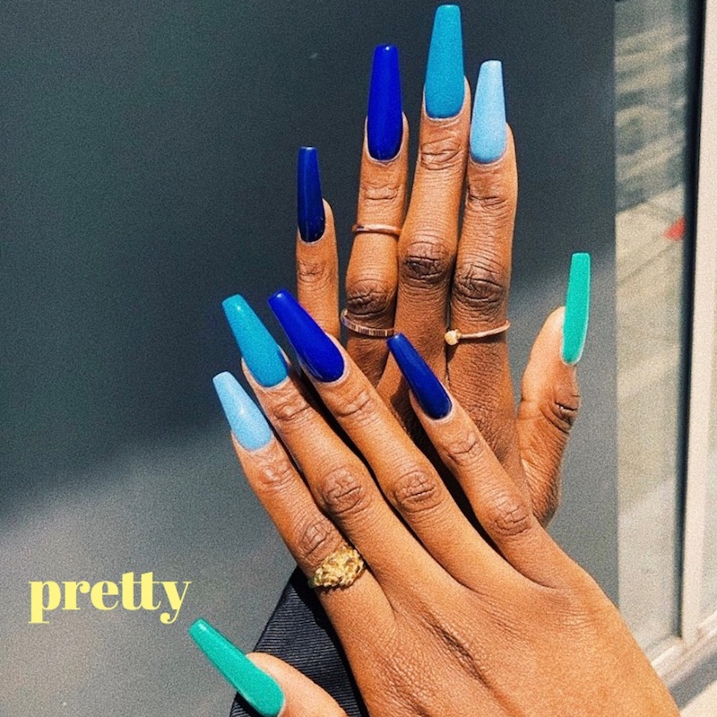 "Adanna Duru - ""Pretty"" cover art"