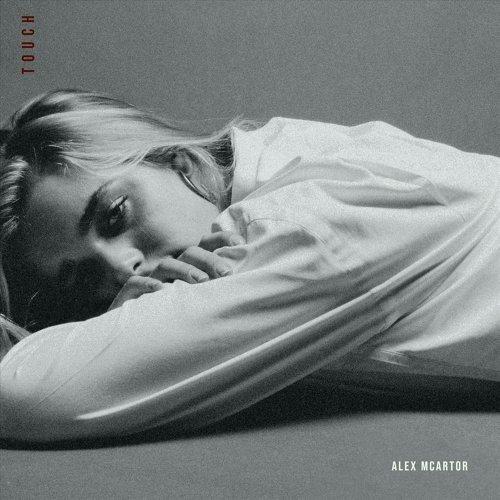 "Alex McArtor – ""Touch"" cover art"