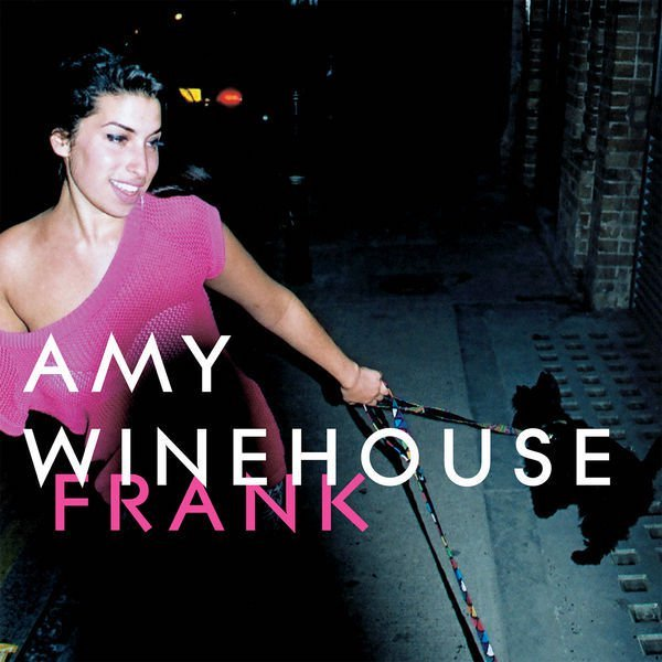 """Amy Winehouse's """"What is it About Men"""" cover art"""