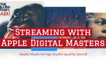 Apple Digital Masters + Apple Music + Bong Mines Entertainment
