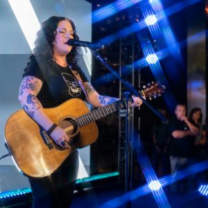 Ashley McBryde + Press photo by Greg Noire (Courtesy of Apple Music) + Stage