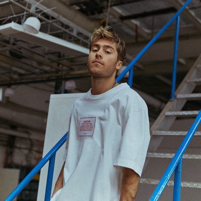 Benjamin Ingrosso press photo