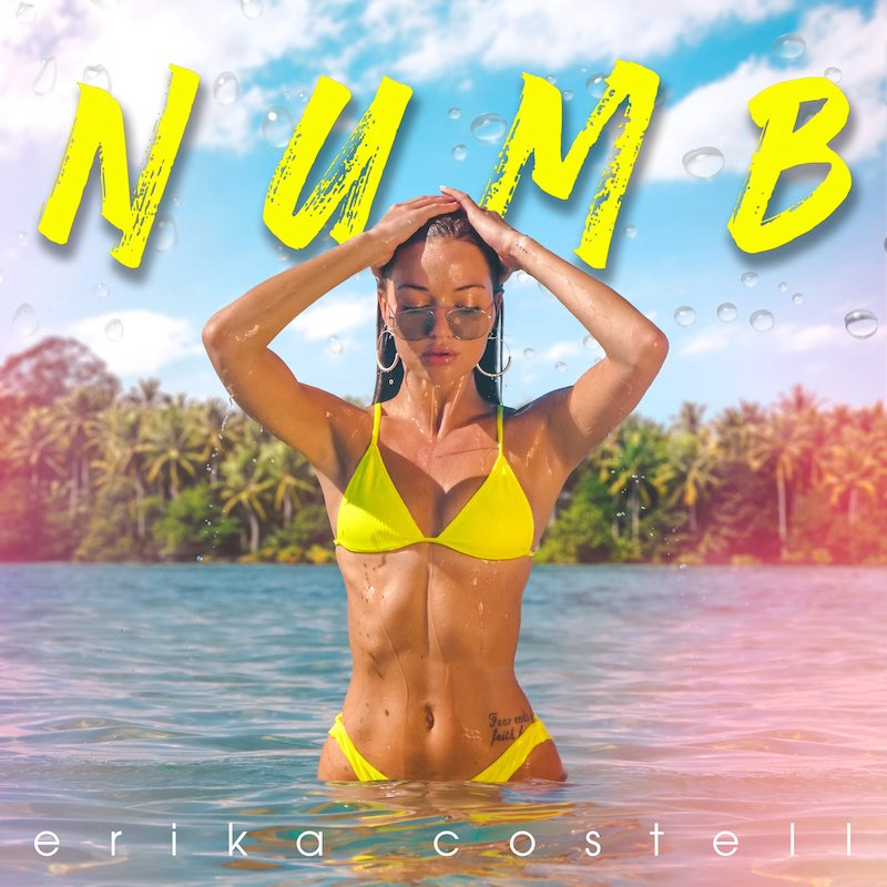 "Erika Costell - ""Numb"" cover"