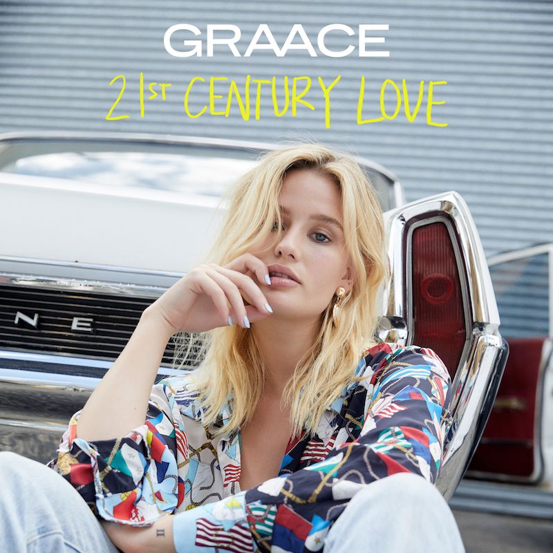 "GRAACE - ""21st Century Love"" cover art"