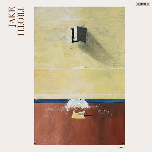 Jake Troth's - 'IT IS AS IF' album cover art