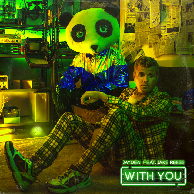 "Jayden - ""With You"" cover art"