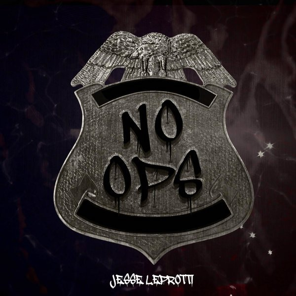 "Jesse LeProtti - ""No Ops"" cover art"