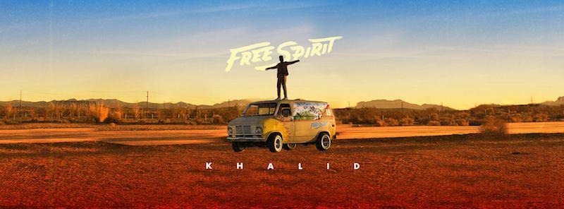 "Khalid - ""Free Spirit banner"