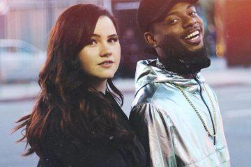 Lauren And Dre press photo