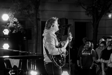 Lewis Capaldi + Apple Apple + Music Up Next Live + Photo by Ashley Verse