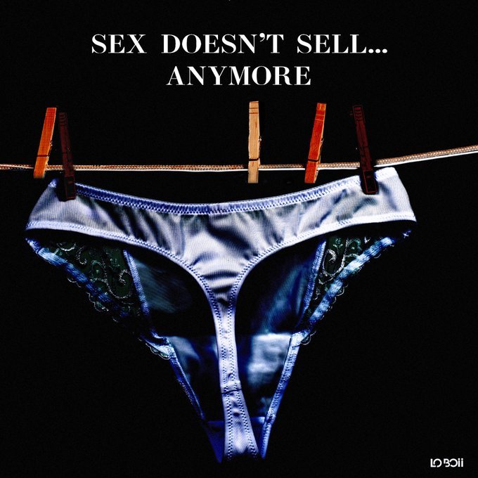 """Lo Boii - """"Sex Doesn't Sell… Anymore"""" EP cover art"""