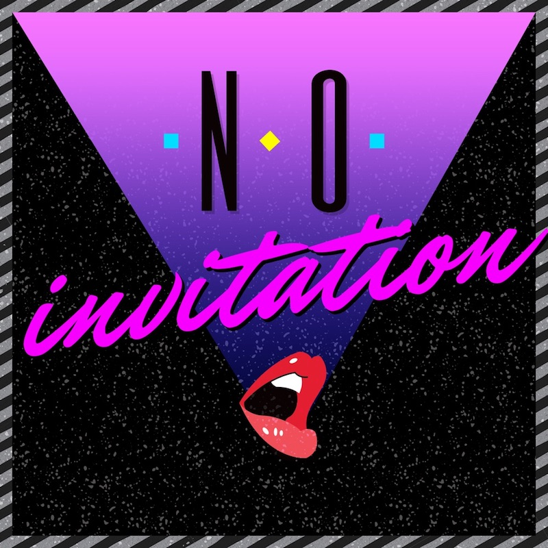 "Noora – ""No Invitation"" cover"
