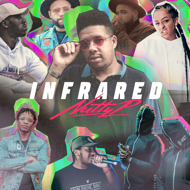 "Nutty P's ""Infrared"" EP cover"
