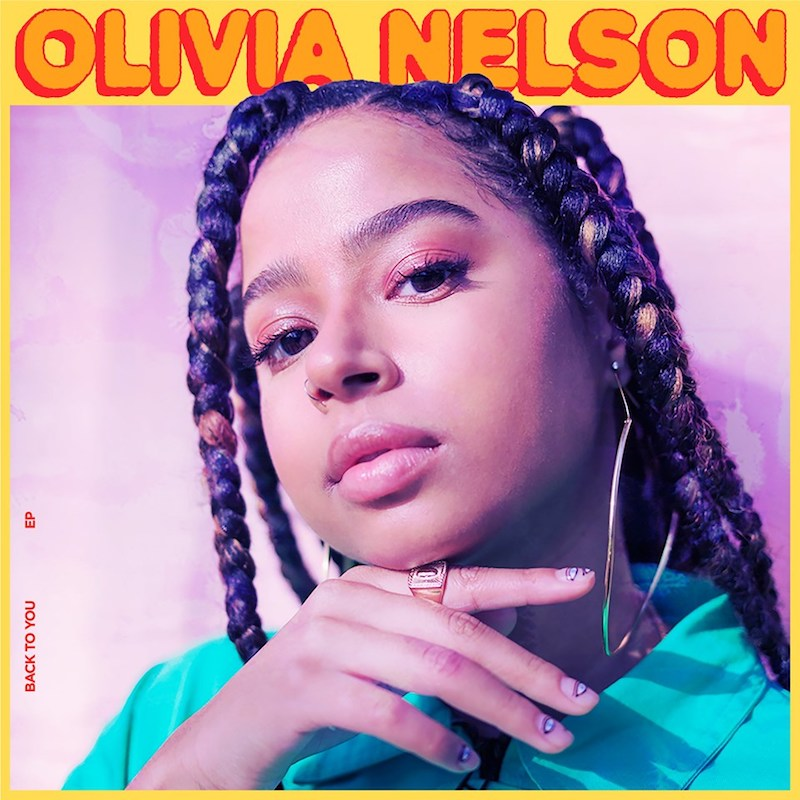 Olivia Nelson - Back to You EP cover