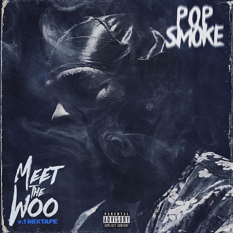 Pop Smoke + Meet The Woo + cover
