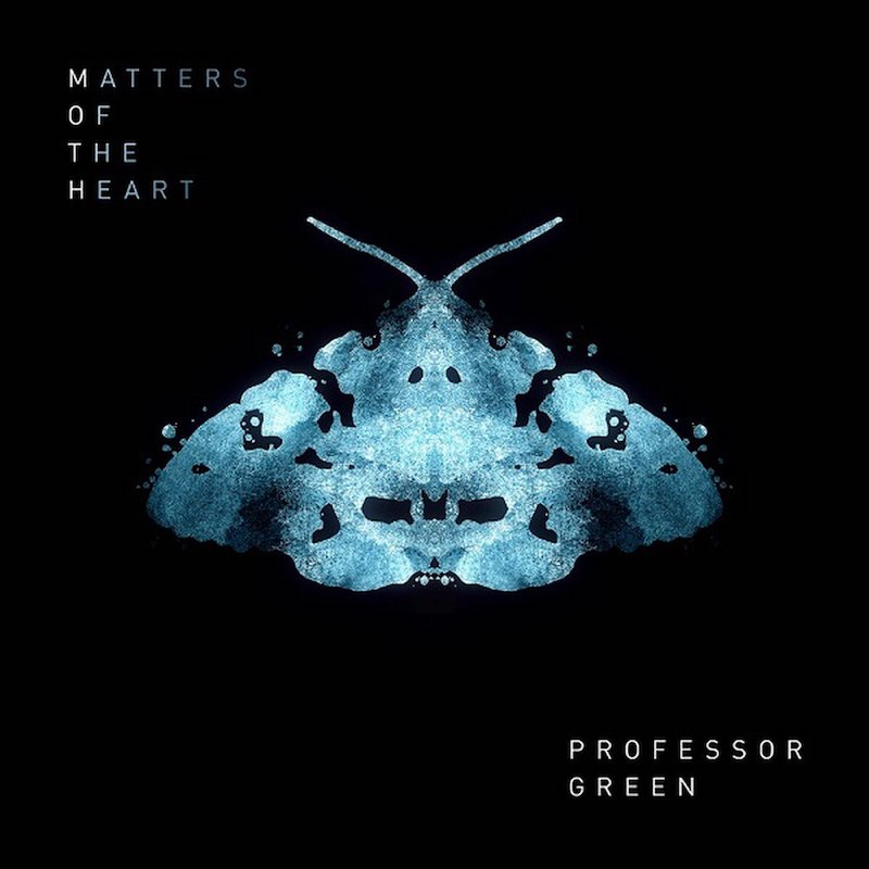 "Professor Green - ""Matters of the Heart"" cover art"
