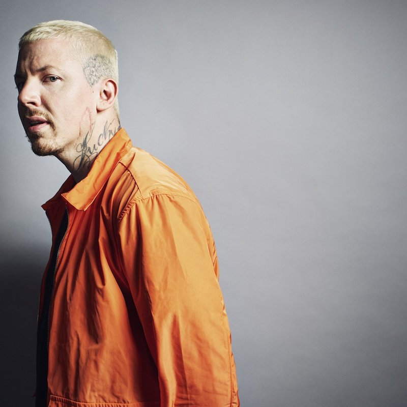 Professor Green press photo