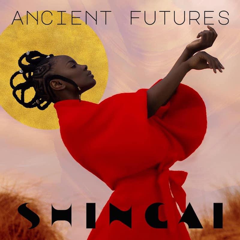 "Shingai - ""Ancient Futures"" EP cover"