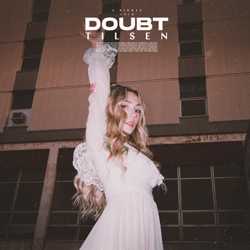 "Tilsen – ""Doubt"" cover"