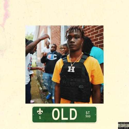 "2kbabysage - ""Old Streets"" cover"