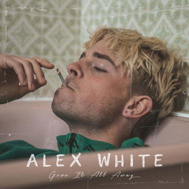 """Alex White - """"Give It All Away"""" cover"""