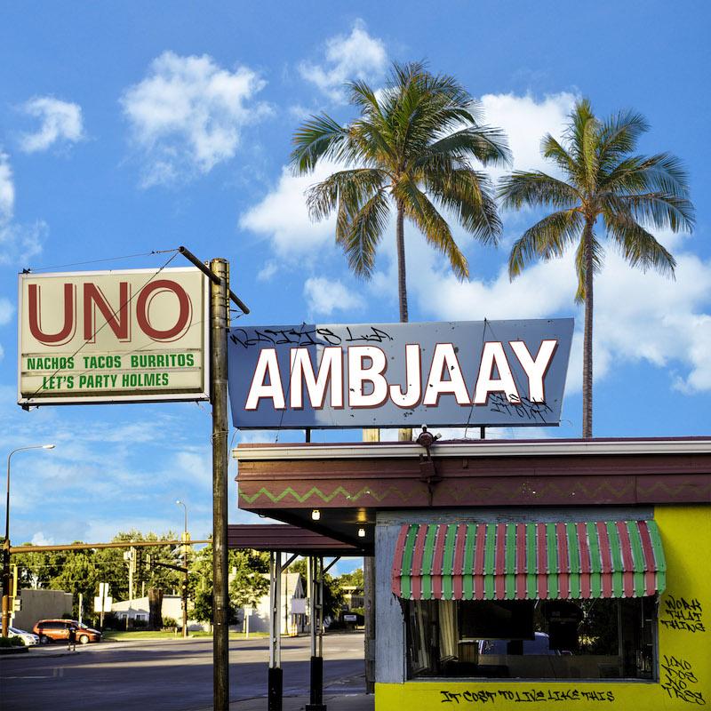 Ambjaay + Uno cover art