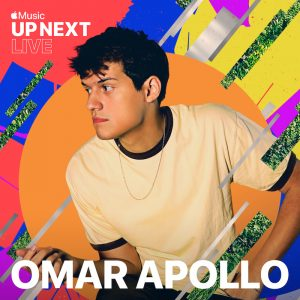 Apple Music's Up Next Live - Omar Apollo - SF
