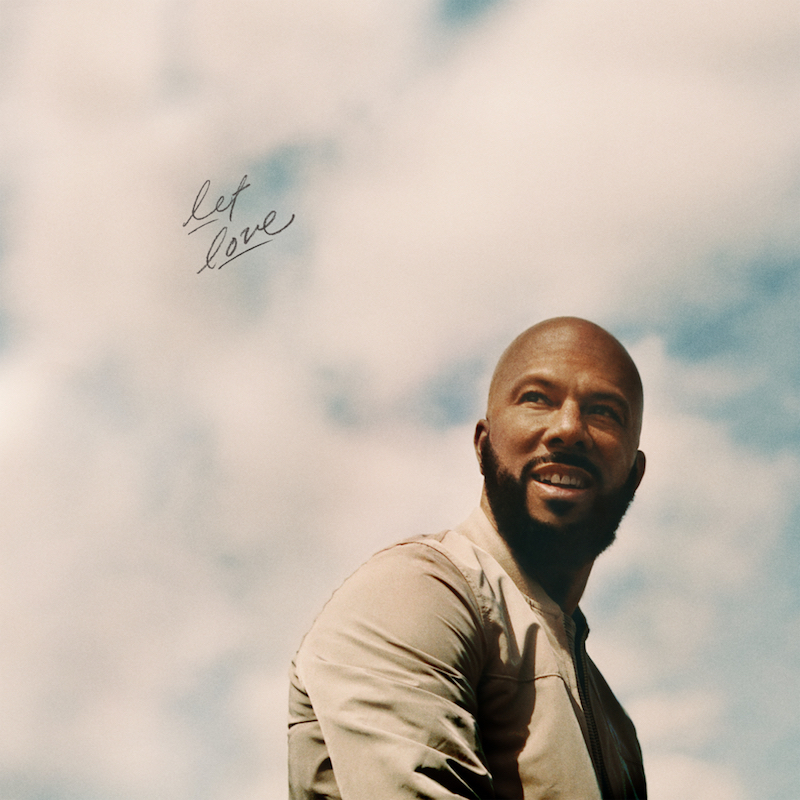 Common + Let Love + cover