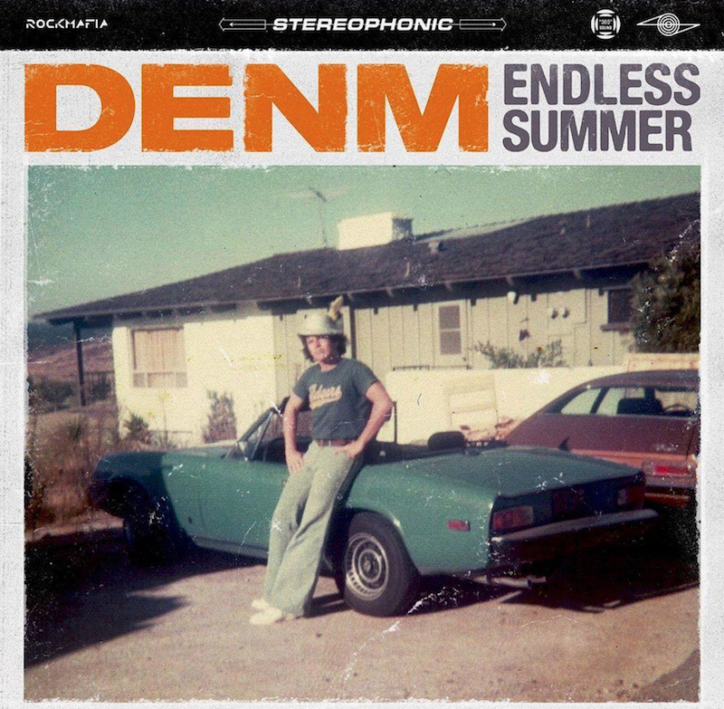 "DENM - ""Endless Summer"" cover"