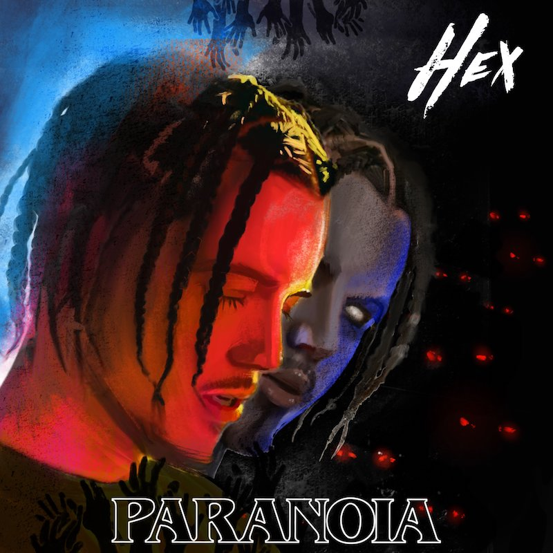 "HEX – ""Paranoia"" cover"