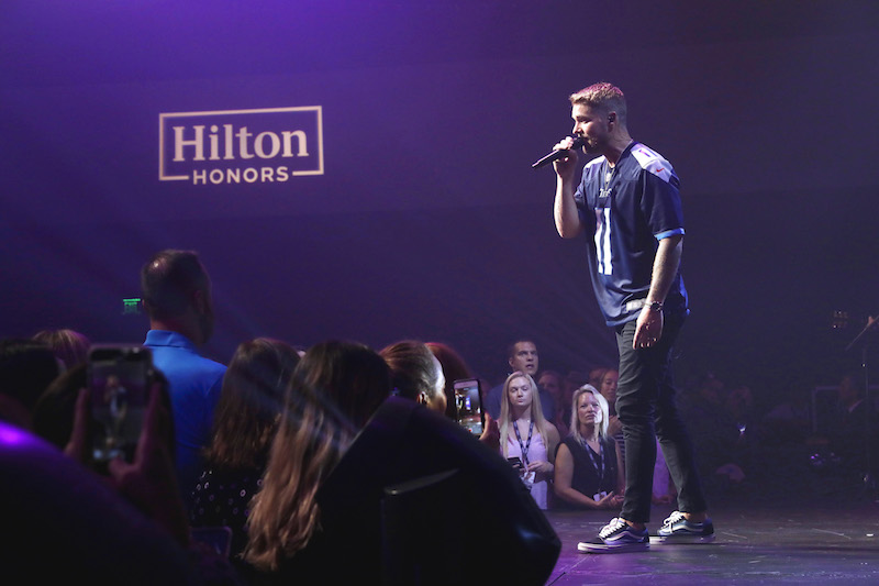 Hilton Honors Members Experience All-Access Exclusive Performance