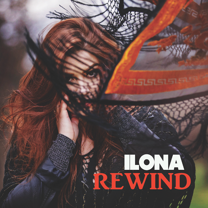 ILONA + Rewind cover art