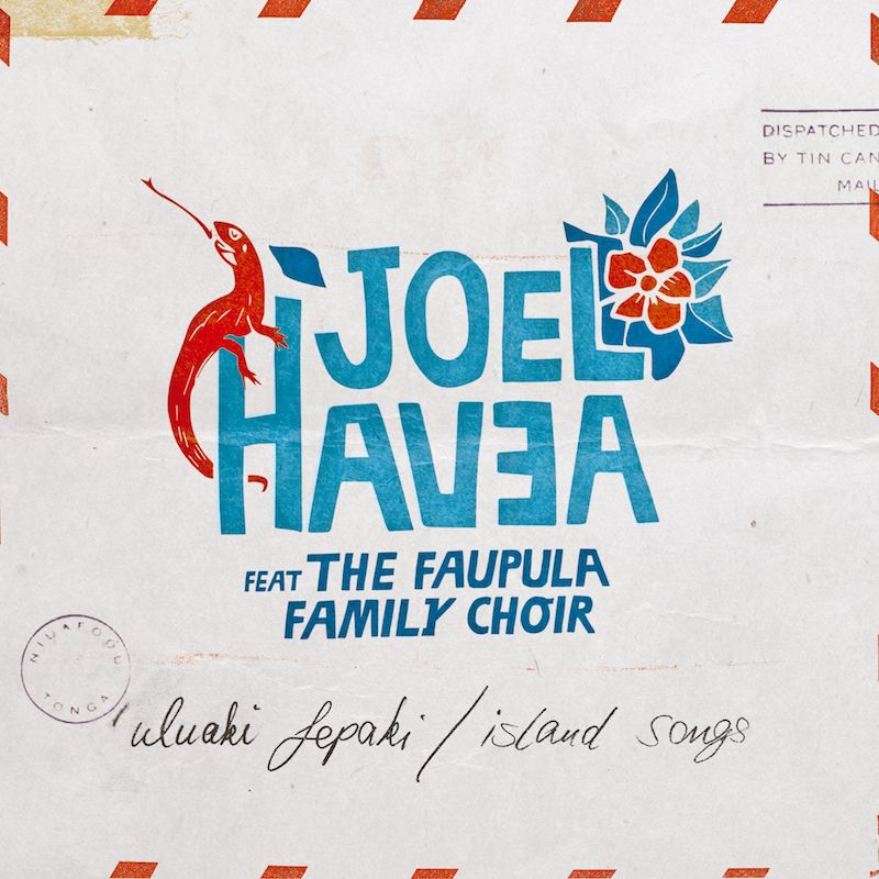 """Joel Havea - """"Uluaki Fepaki : Island Songs"""" cover art"""