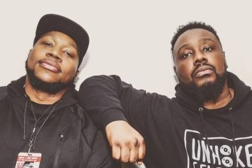 Little Brother's Big Pooh and Phonte, photo by Jati Lindsay
