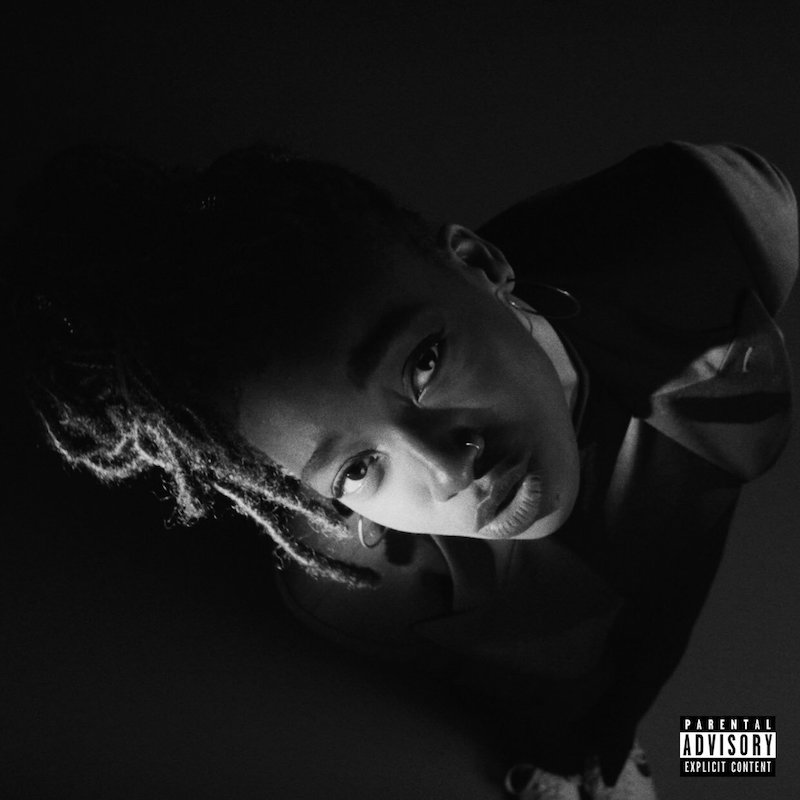 "Little Simz - ""GREY Area"" album front cover"