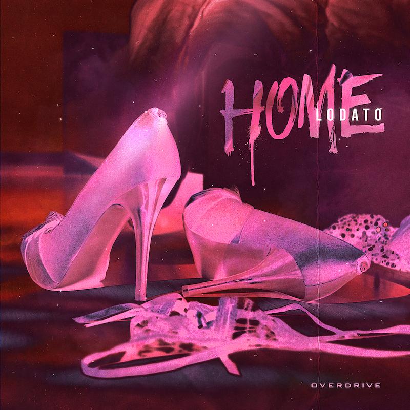 """Lodato - """"Home"""" cover art"""