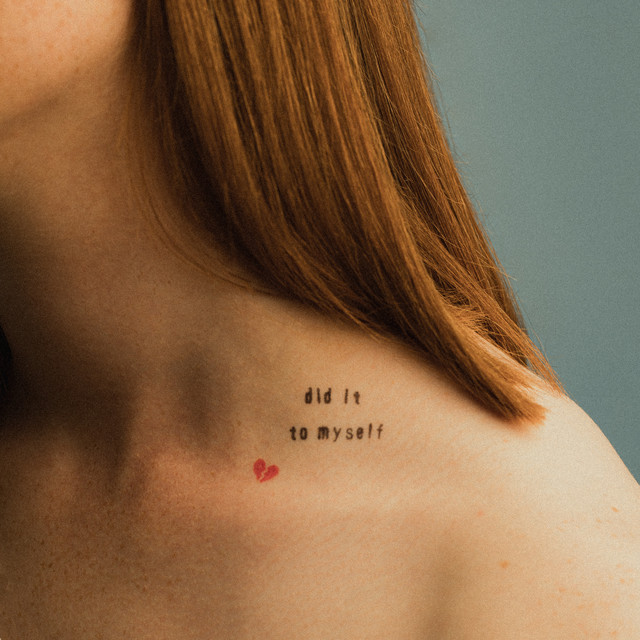 "Orla Gartland - ""Did It To Myself"" cover art"