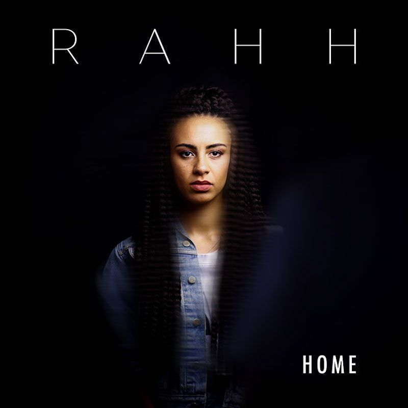 "Rahh – ""Home"" cover art"