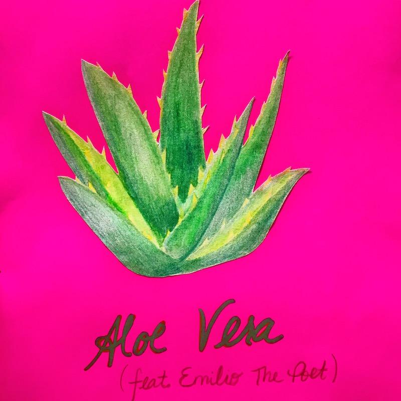 """Sherricka Yvette - """"Aloe Vera"""" cover art"""