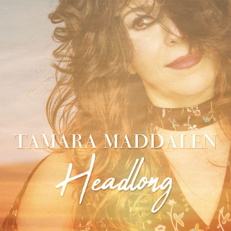"Tamara Maddalen - ""Headlong"" cover"