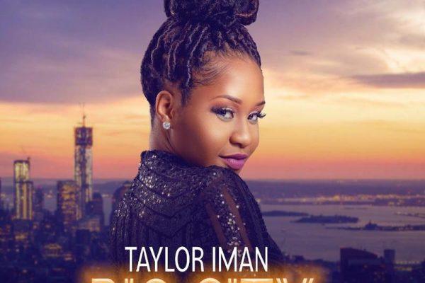 Taylor Iman - Big City cover