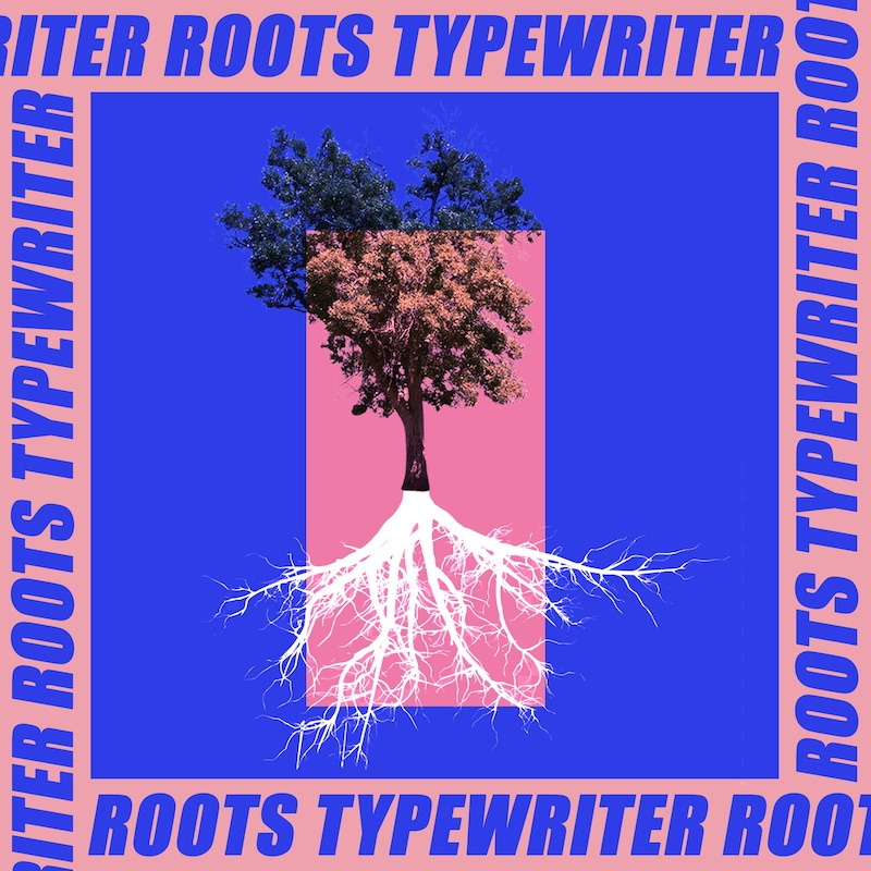 "Typewriter - ""Roots"" cover art"
