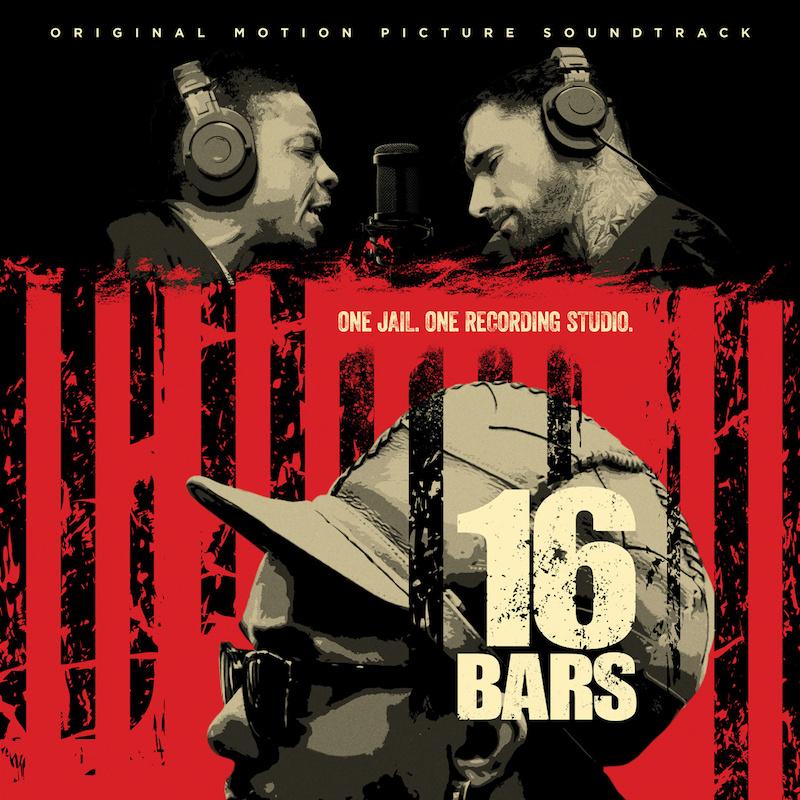Various Artists 16 Bars- Original Documentary Soundtrack Album cover art