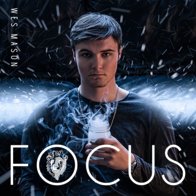 "Wes Mason - ""Focus"" cover art"