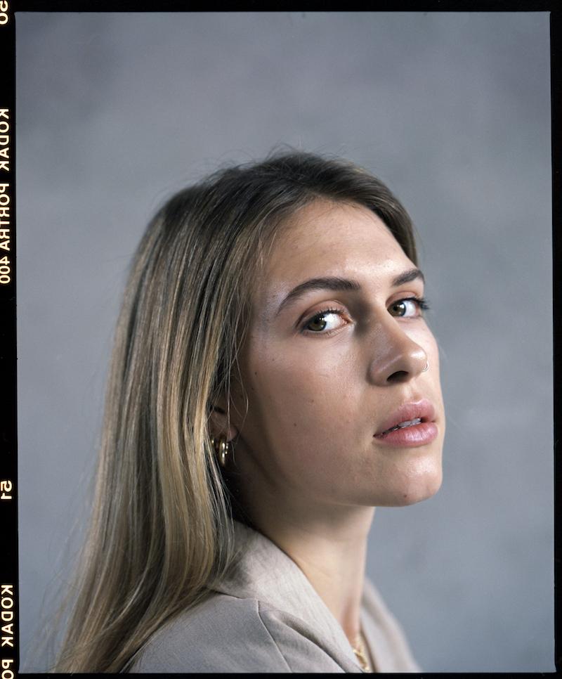 Zola Courtney press photo