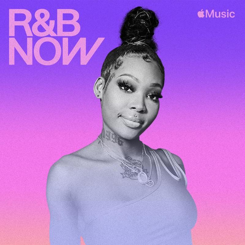 Apple Music + R&B Now playlist + Summer Walker